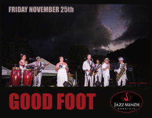 Good Foot debut at Jazz Minds! @ Jazz Minds  | Honolulu | Hawaii | United States