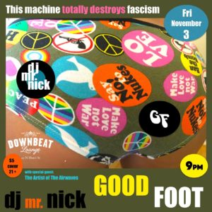 Good Foot and DJ Mr. Nick at DownBeat 1st Friday @ Down Beat Lounge  | Honolulu | Hawaii | United States