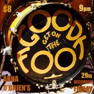 GOOD FOOT with HIDEMAND at ANNA'S @ Anna O'Brien's  | Honolulu | Hawaii | United States